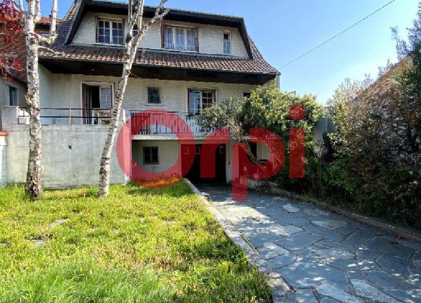 Maison à vendre 204m2 à Livry-Gargan