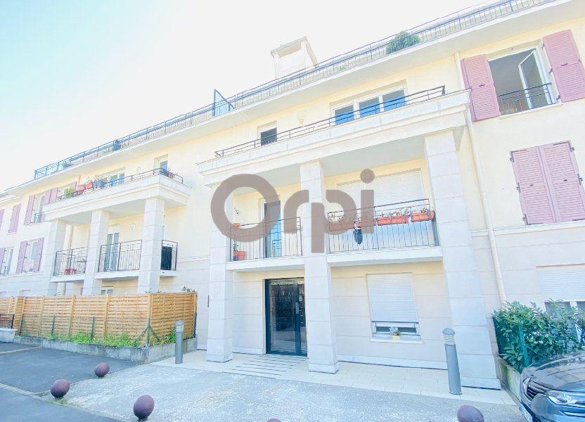 Appartement à vendre 98.09m2 à Livry-Gargan