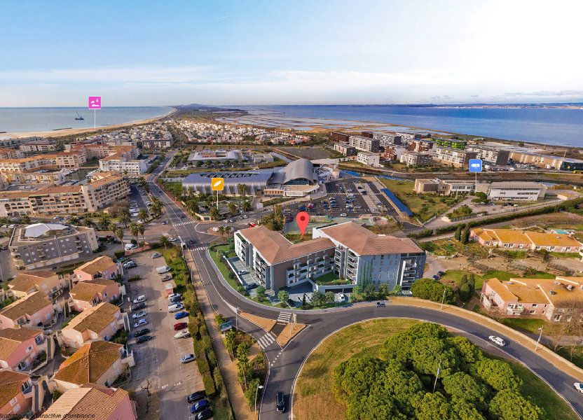 Appartement à vendre 63.8m2 à Sète