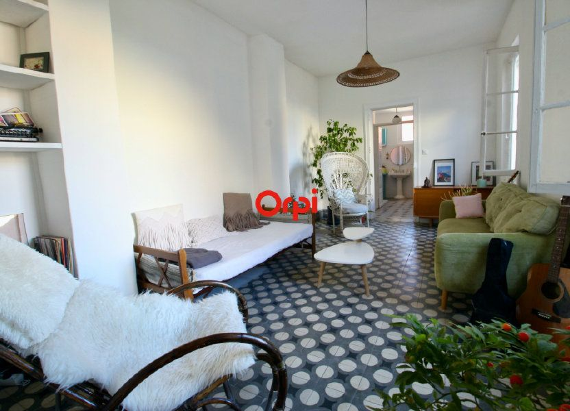 Appartement à vendre 90m2 à Sète