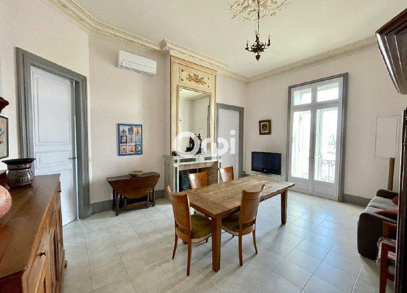 Appartement à vendre 55m2 à Sète