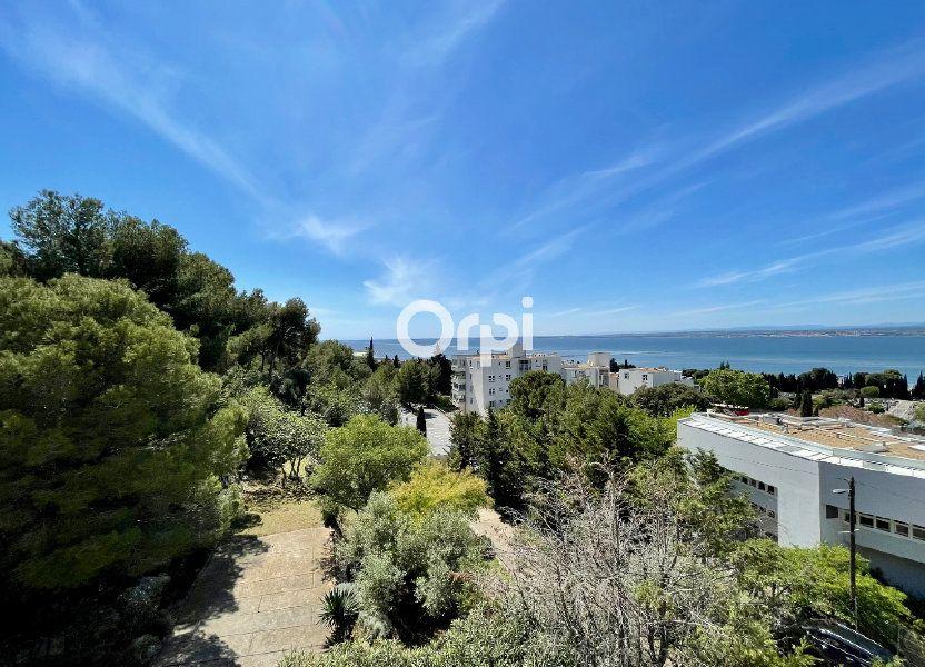 Appartement à vendre 31m2 à Sète
