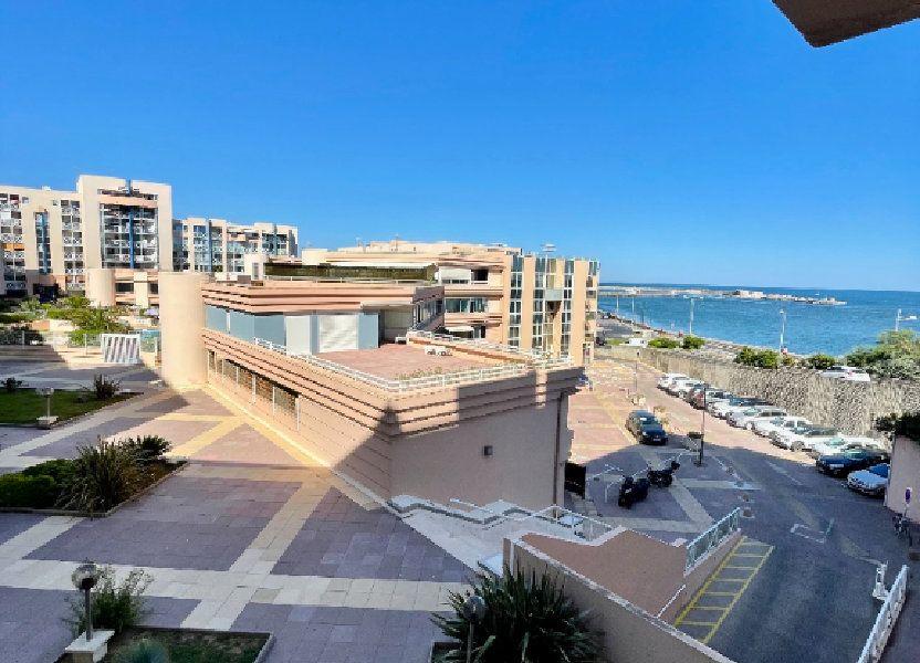 Appartement à louer 21.54m2 à Sète