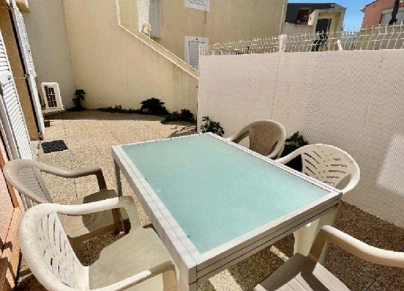 Appartement à louer 30.68m2 à Sète