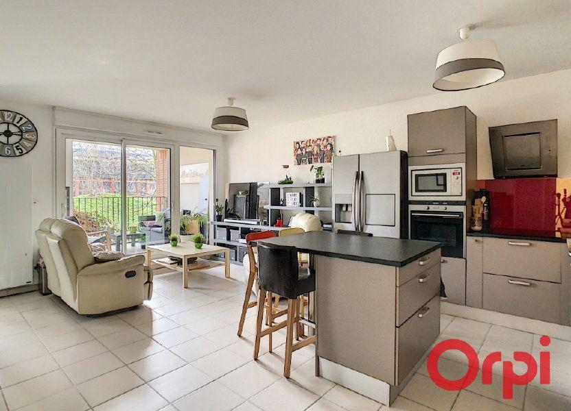 Appartement à vendre 73m2 à Toulouse