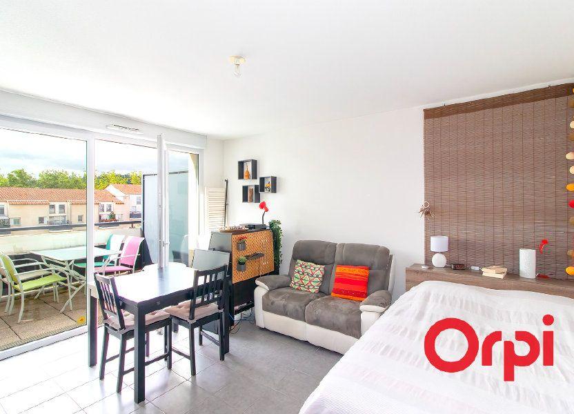 Appartement à vendre 48.32m2 à Castanet-Tolosan