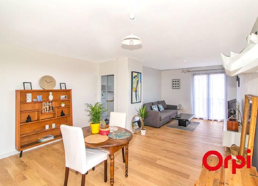 Appartement à vendre 69.1m2 à Toulouse