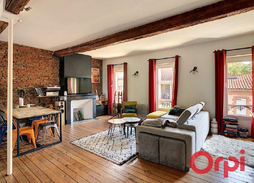 Appartement à vendre 85.11m2 à Toulouse