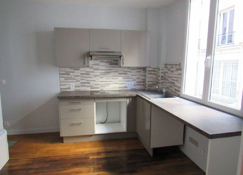 Appartement à louer 40.05m2 à Paris 10