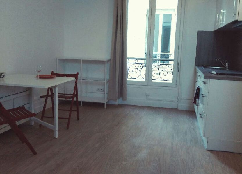Appartement à louer 27.68m2 à Paris 10