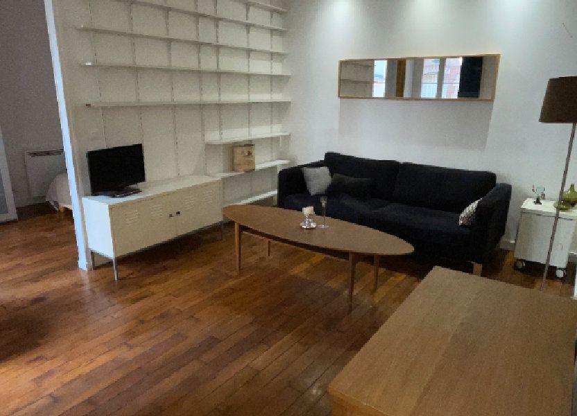 Appartement à louer 37m2 à Paris 10