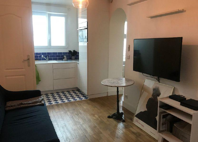 Appartement à louer 25.23m2 à Paris 10