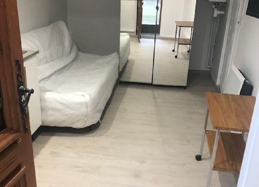 Appartement à louer 13.12m2 à Paris 10