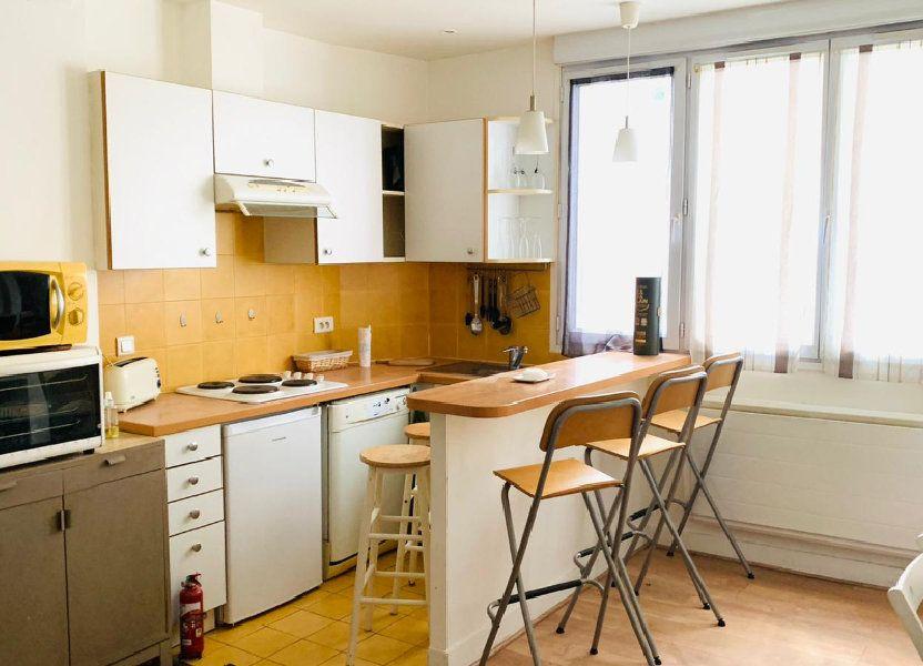 Appartement à louer 37.01m2 à Paris 10