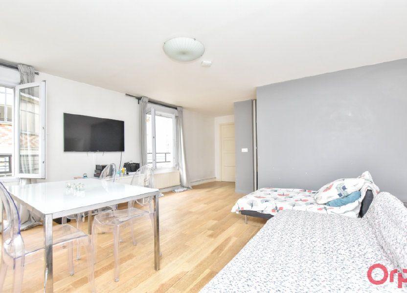 Appartement à vendre 55.04m2 à Paris 10
