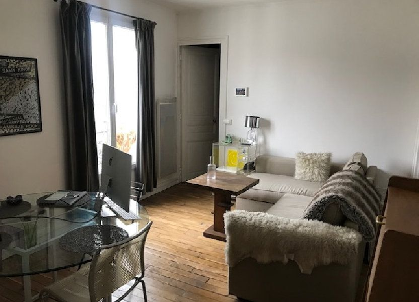 Appartement à louer 41.95m2 à Paris 18