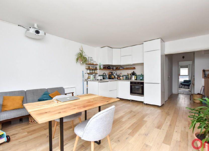 Appartement à vendre 52m2 à Paris 12