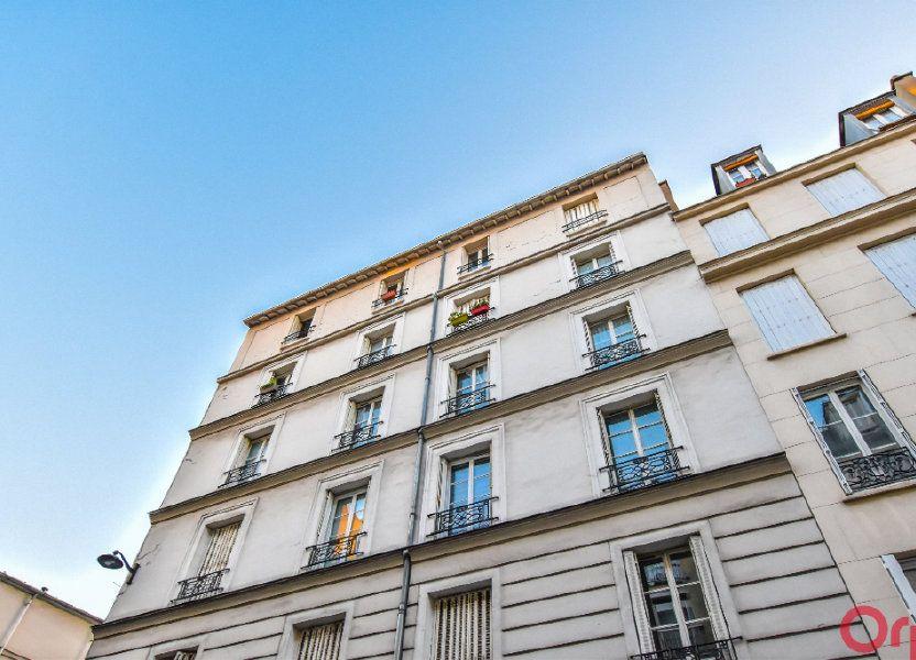 Appartement à vendre 36.94m2 à Paris 10