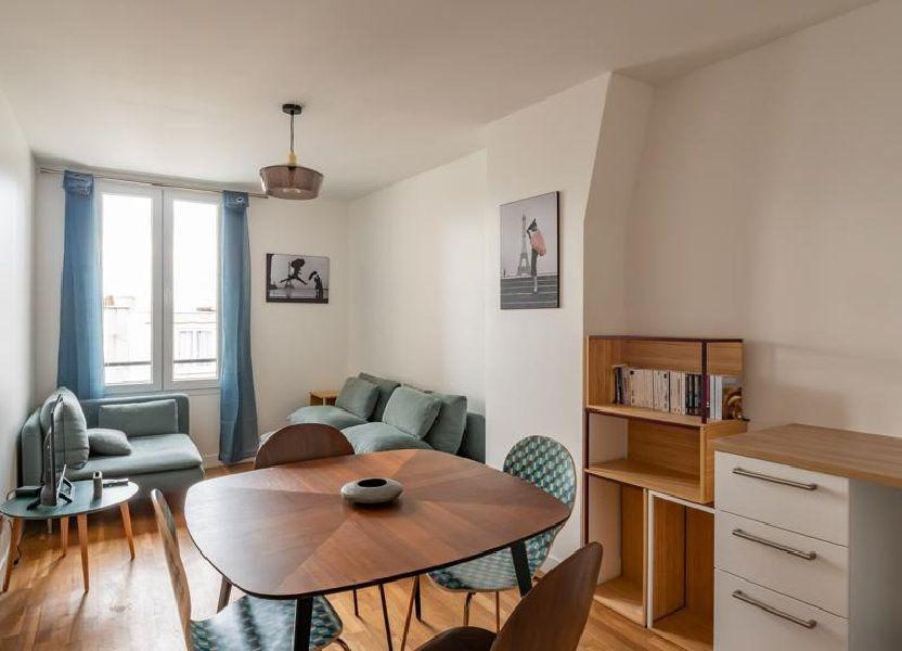Appartement à vendre 30m2 à Paris 10