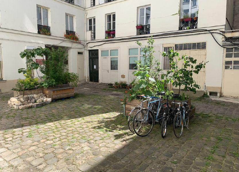 Appartement à vendre 33.19m2 à Paris 18