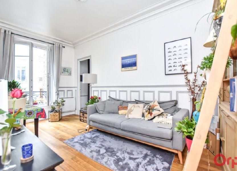 Appartement à vendre 43.08m2 à Paris 10