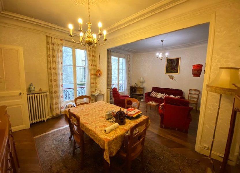 Appartement à vendre 60.52m2 à Paris 10