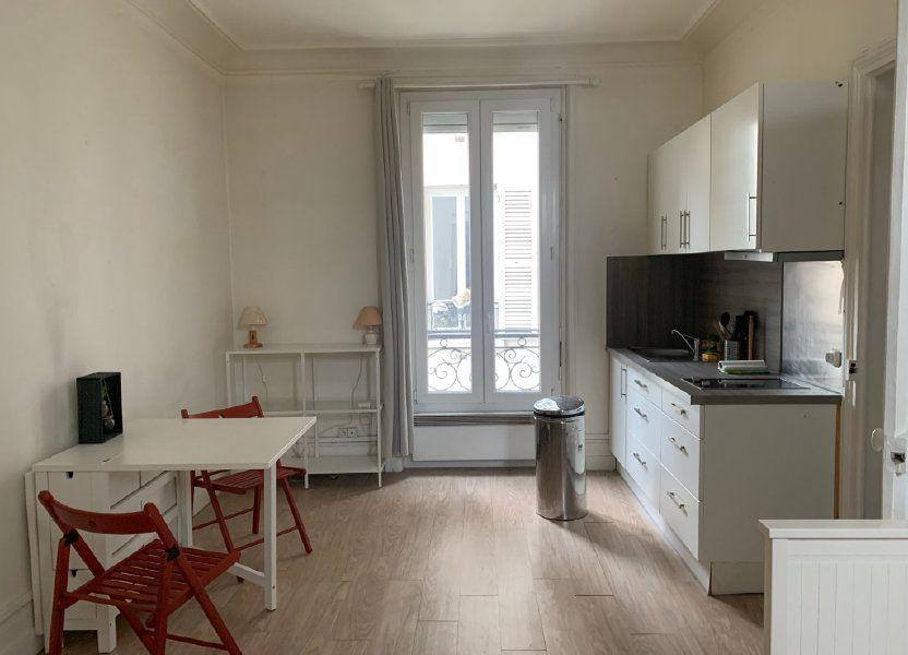 Appartement à vendre 27.68m2 à Paris 10