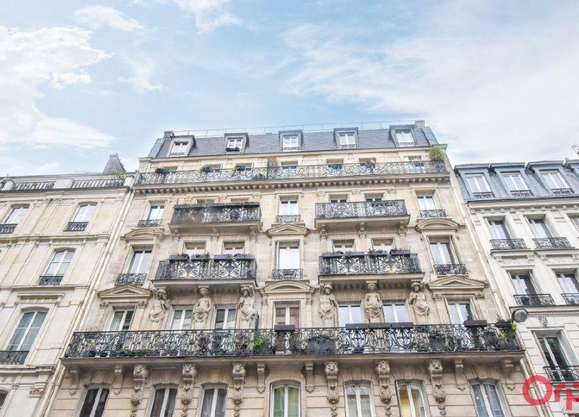 Appartement à vendre 9m2 à Paris 10