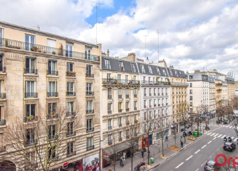 Appartement à vendre 60m2 à Paris 10