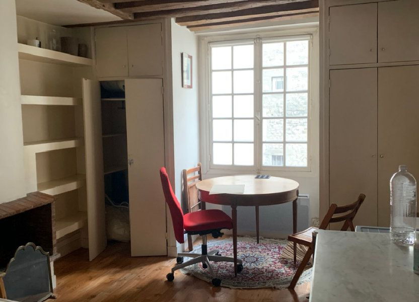 Appartement à louer 20m2 à Paris 6