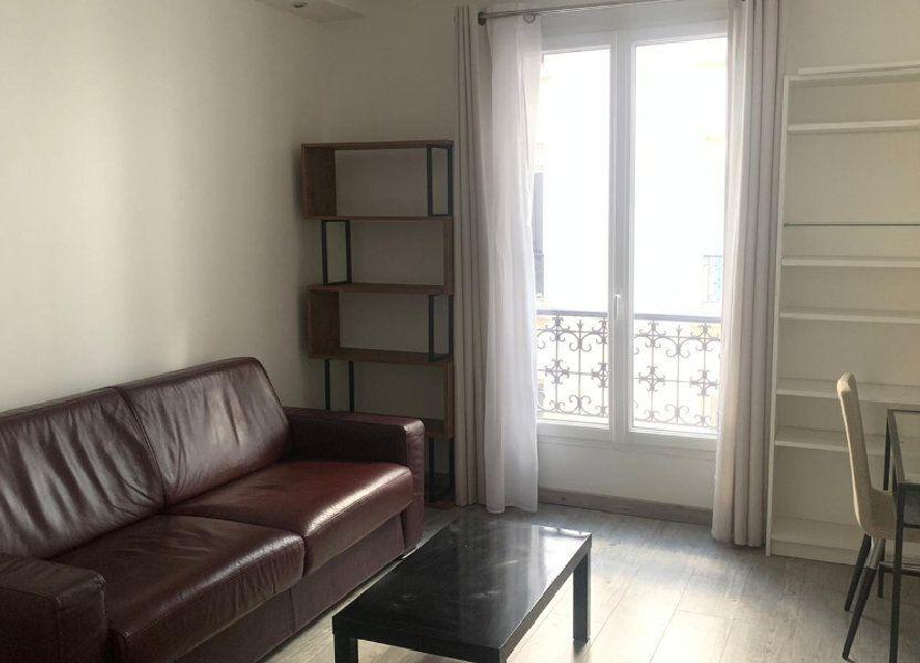 Appartement à louer 35m2 à Paris 11