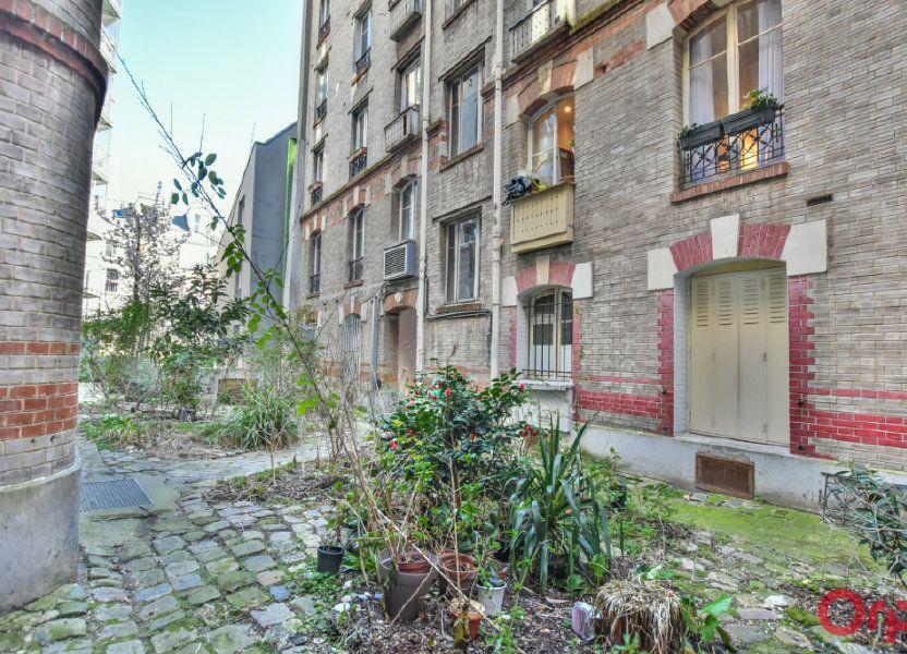 Appartement à vendre 37.31m2 à Paris 18