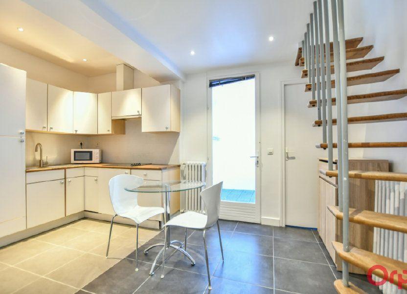 Appartement à vendre 26m2 à Paris 17