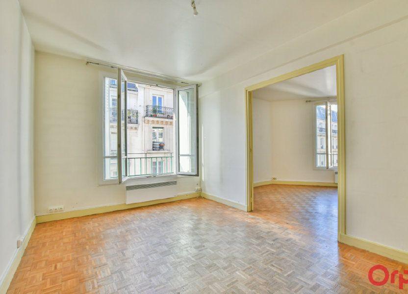 Appartement à vendre 67m2 à Paris 10