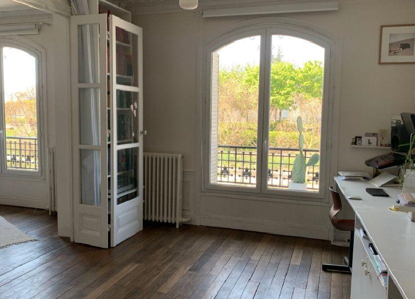 Appartement à vendre 80.9m2 à Paris 19