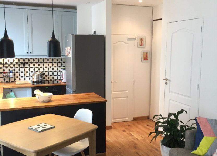 Appartement à louer 35m2 à Paris 10