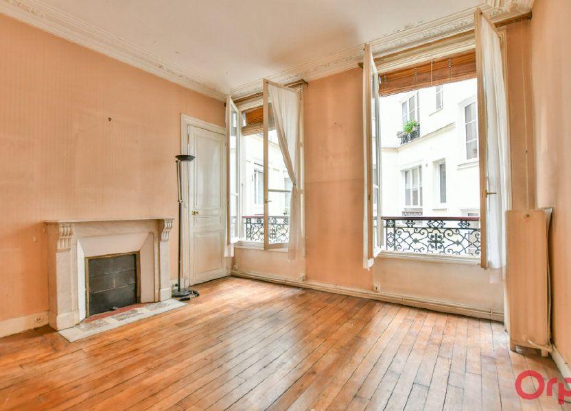 Appartement à vendre 57.92m2 à Paris 10