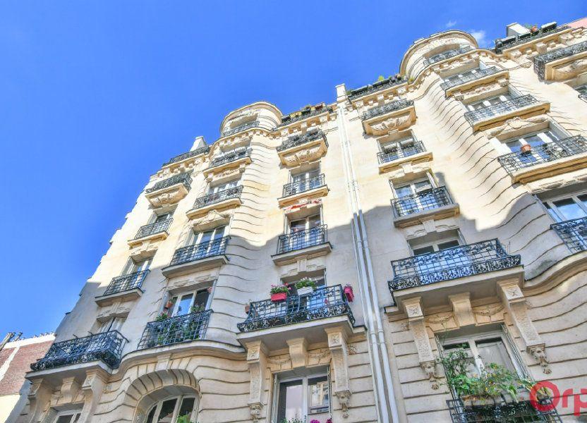 Appartement à vendre 69m2 à Paris 18