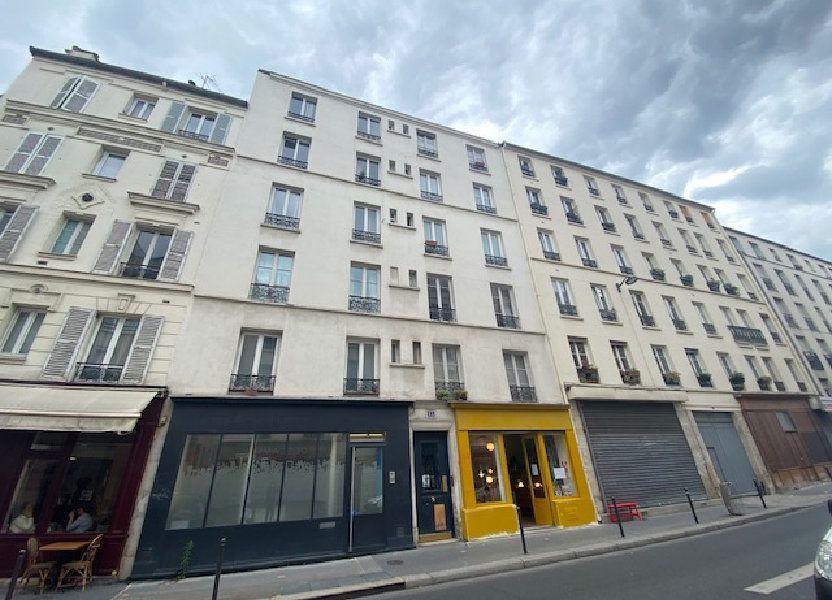 Appartement à vendre 19m2 à Paris 11