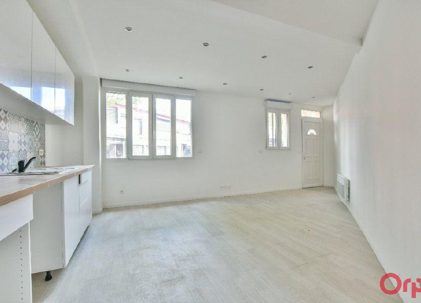 Appartement à vendre 45m2 à Bagnolet