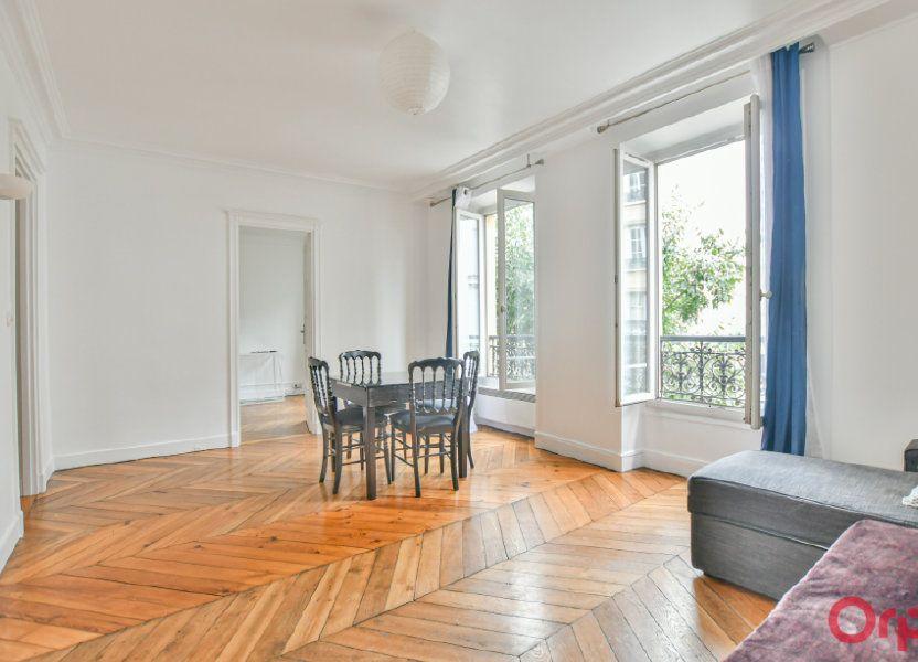 Appartement à louer 41.46m2 à Paris 9