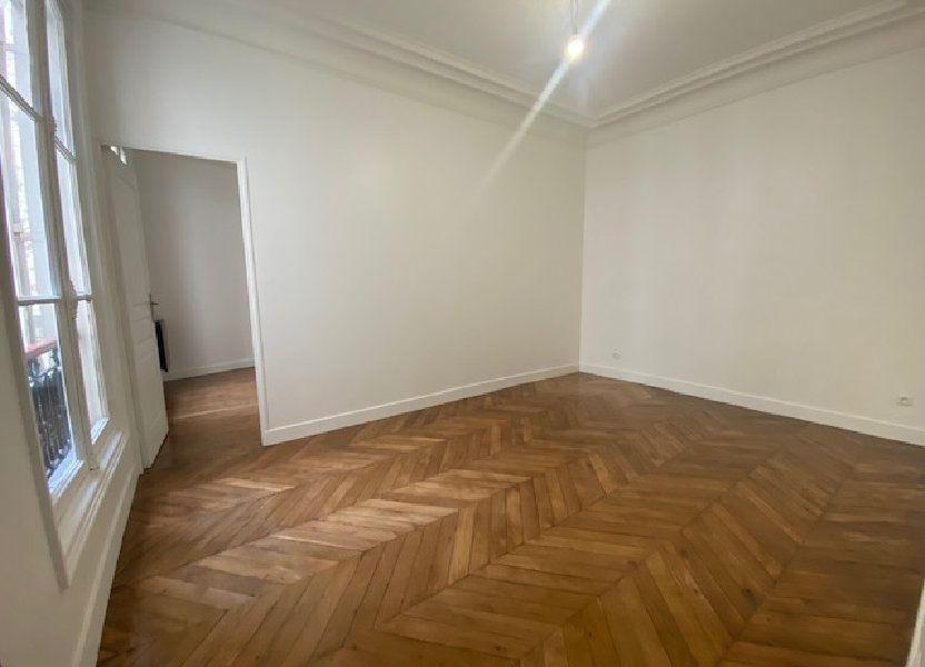 Appartement à louer 61.26m2 à Paris 10