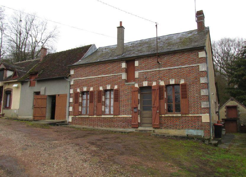 Maison à vendre 60m2 à Triguères
