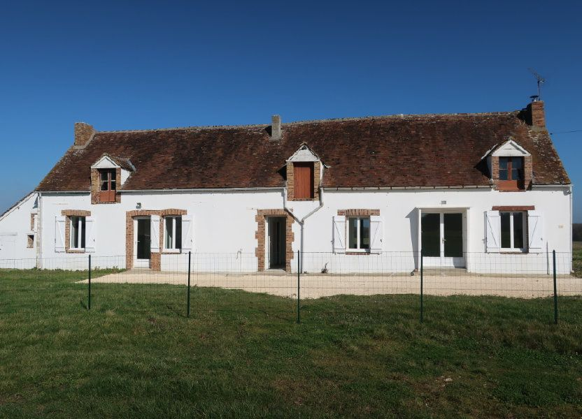 Maison à louer 114m2 à Saint-Firmin-des-Bois