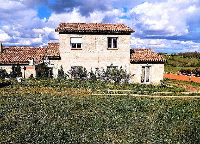 Maison à vendre 203m2 à Castelnau-Picampeau