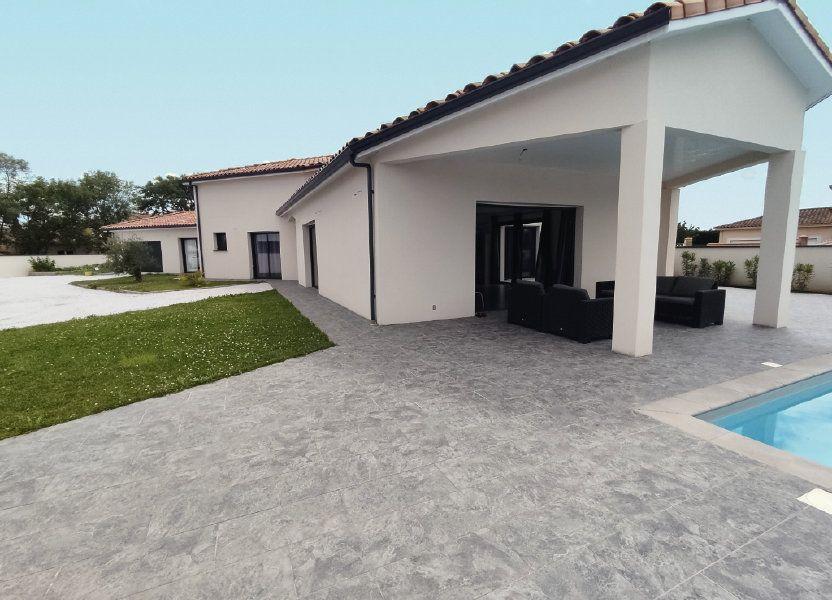 Maison à vendre 199m2 à Lamasquère