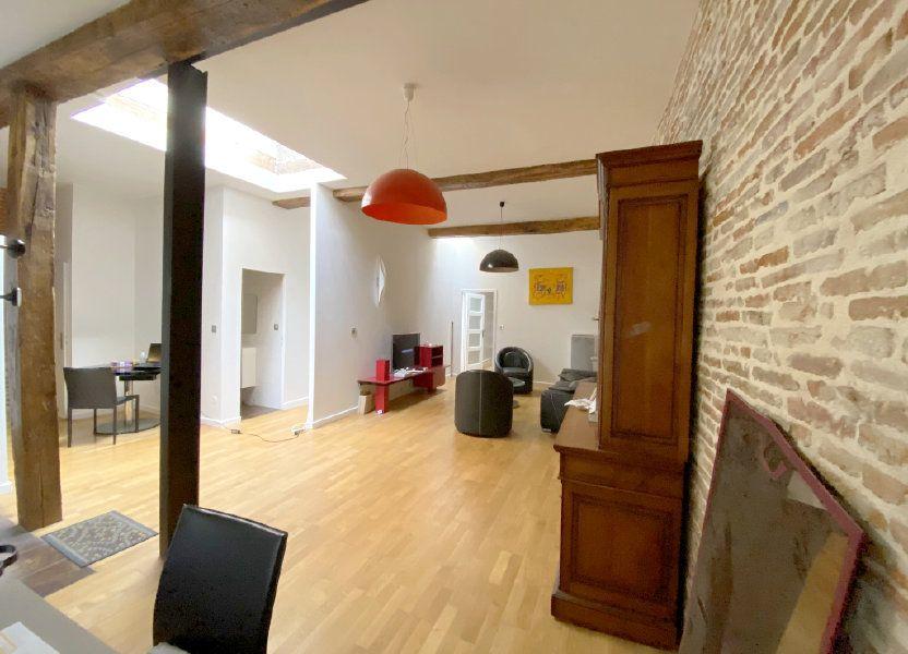 Appartement à louer 100m2 à Toulouse