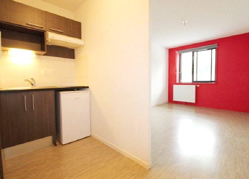Appartement à vendre 26.25m2 à Toulouse