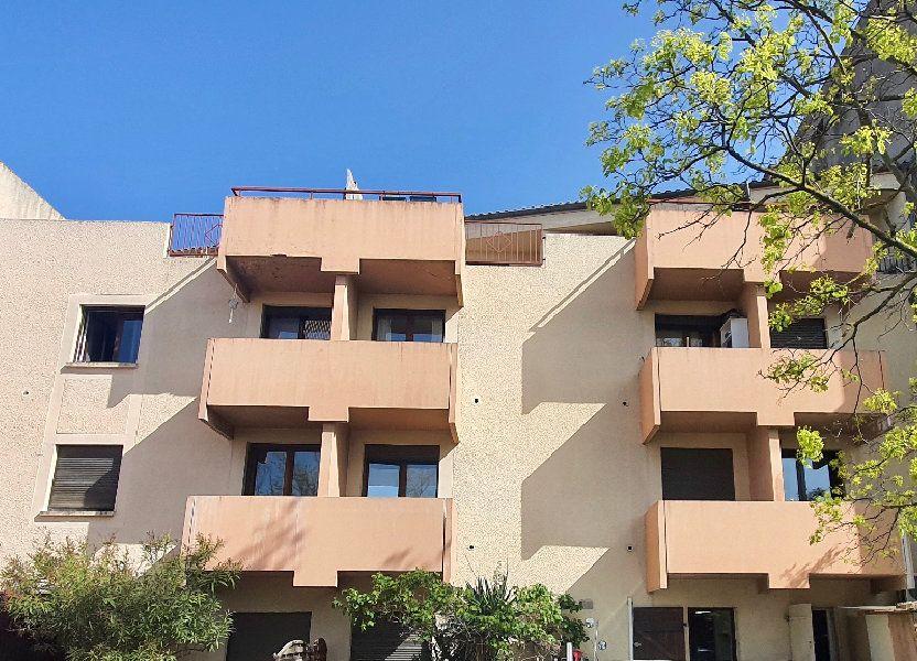 Appartement à vendre 27m2 à Toulouse