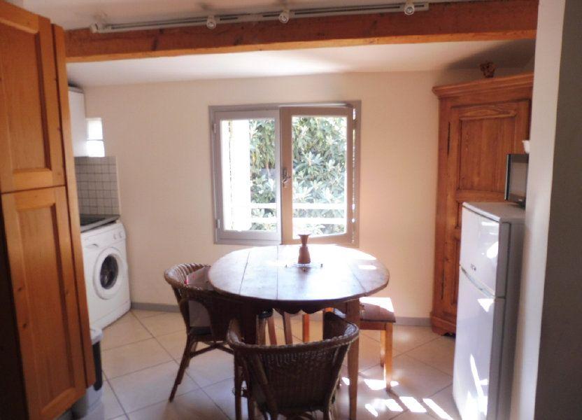 Appartement à louer 35m2 à Avignon